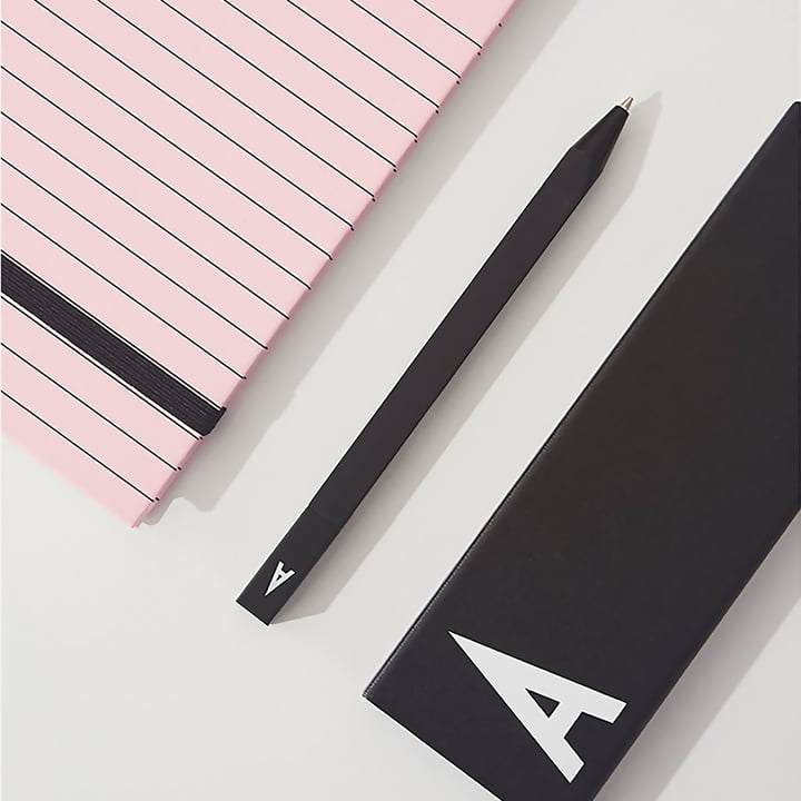 Personal Pencil Case and Pen by Design Letters