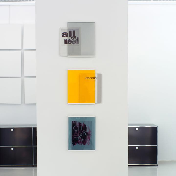 Magazine shelf Covershow by Schönbuch