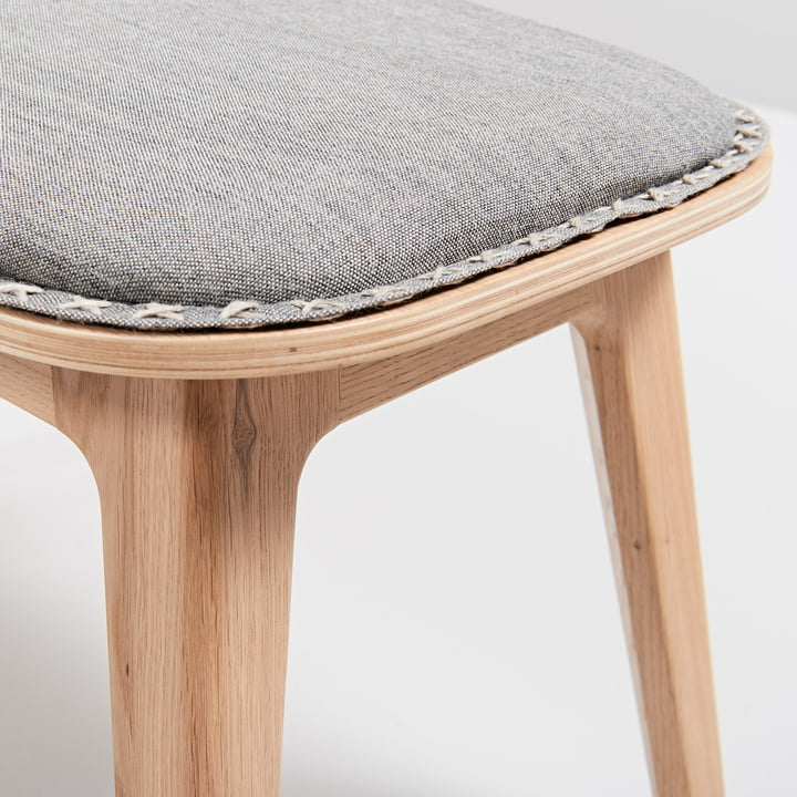 Nordic foot stool by Sack it