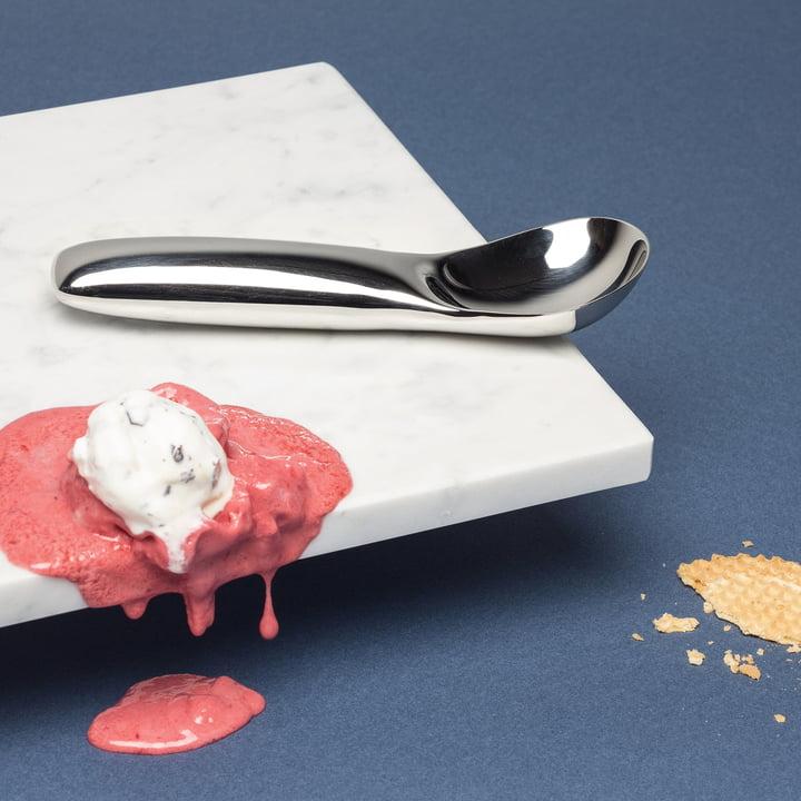 Koki Ice Cream Scoop by Alessi