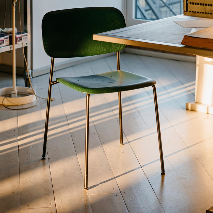 Soft Edge 10 Chair by Hay