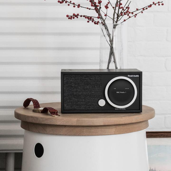 Tivoli Audio - ART Model One Digital Radio, black / black