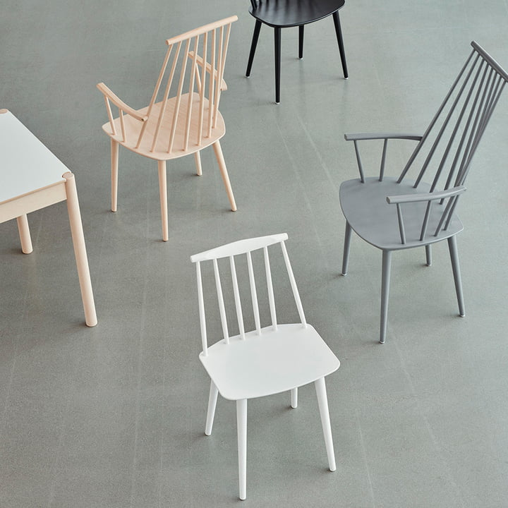 The Hay - J110 Chair and J77 Chair