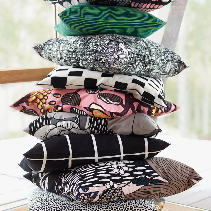 Cushion cover by Marimekko