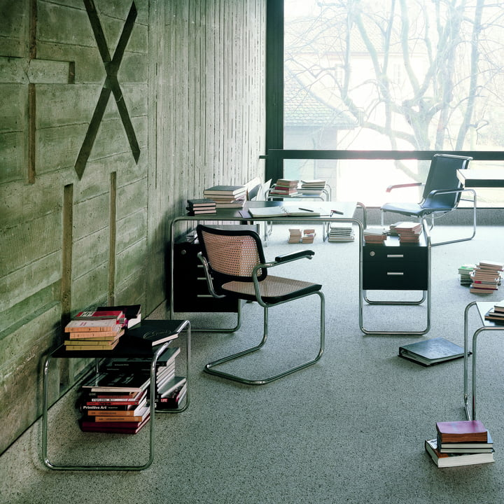 The S 64 V Chair by Thonet