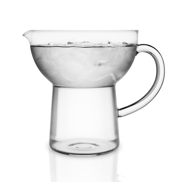 Eva Trio - Glass Jug, 1 l