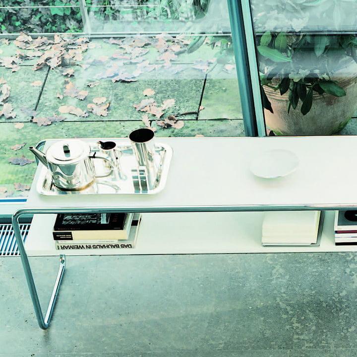 B10 Coffee Table by Thonet