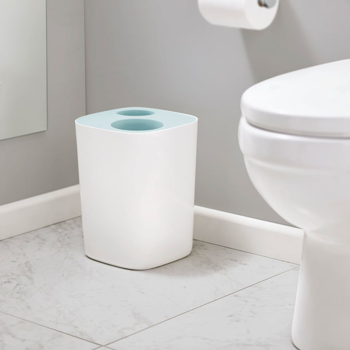 Joseph Joseph - Split Bathroom Recycling Bin