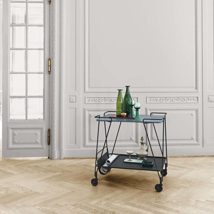 Matégot Trolley by Gubi as a Home Bar