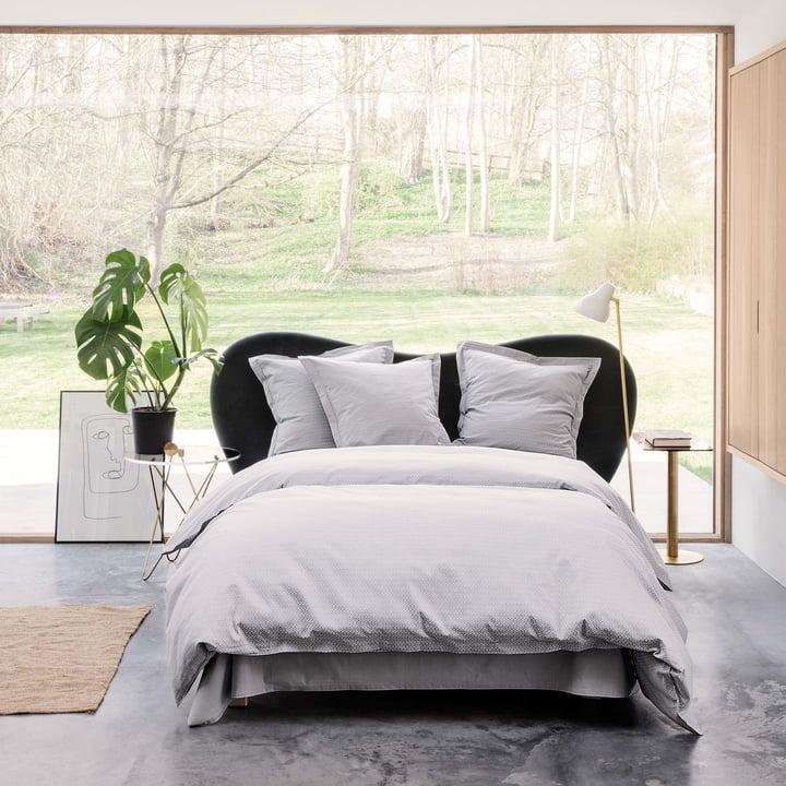 Georg Jensen Damask - Ypsilon Bed Linen - Grey