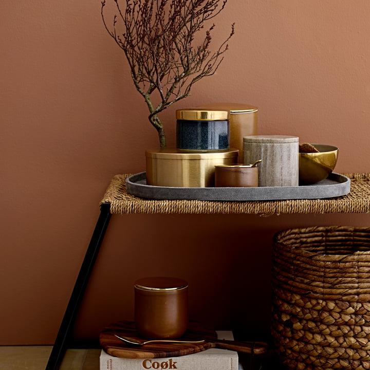 Storage Jars by Bloomingville