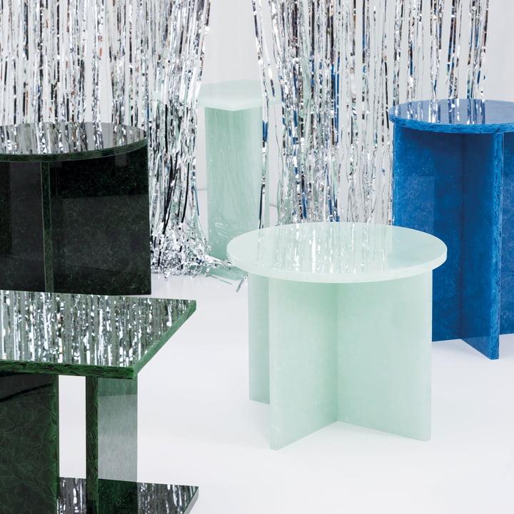 Font Table by Sebastian Herkner for Pulpo