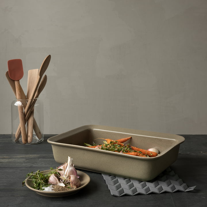 Rig-Tig by Stelton - Cook & Serve Oven Dishes, earth