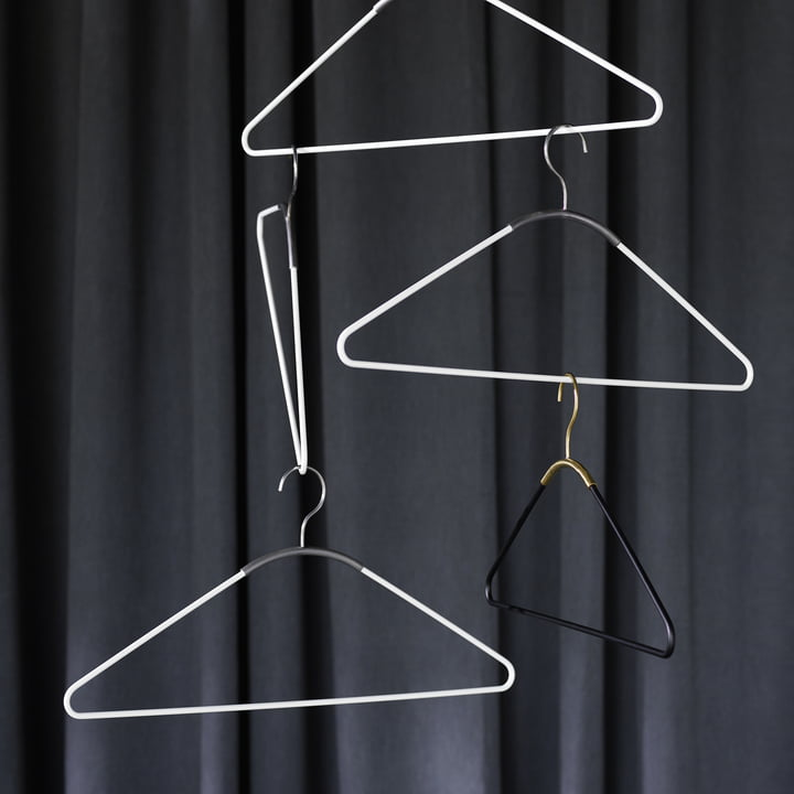 The Ava Coat Hangers by Menu