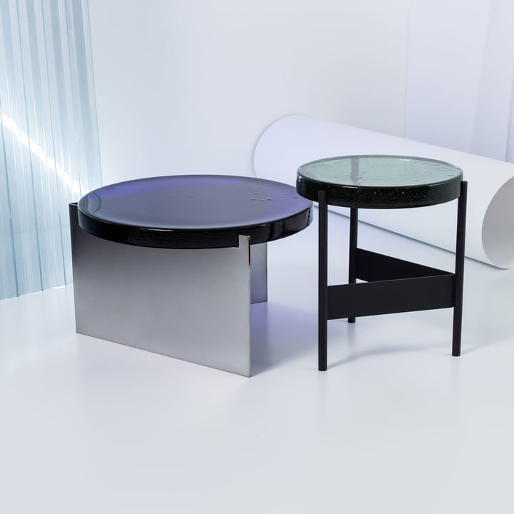 The Pulpo - Alwa One and Two Table in Two Sizes