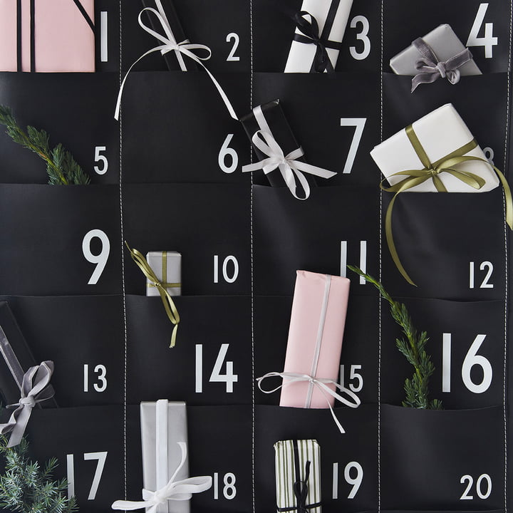 24 Day Advent Calendar by Design Letters