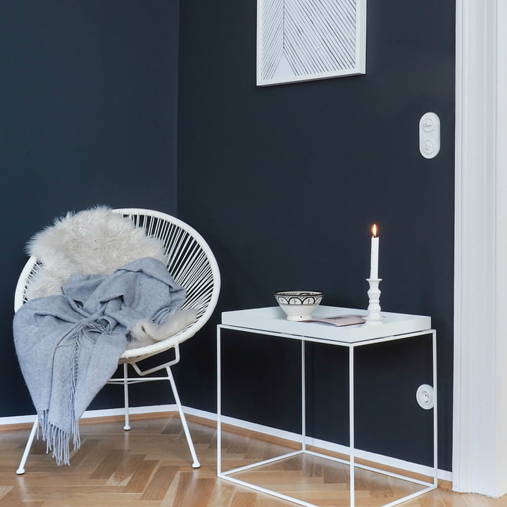 A Practical Side Table by Hay