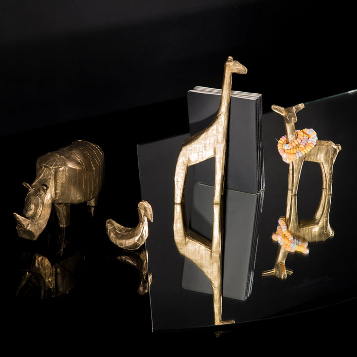 Bronze Animals by Kai Link for Pulpo