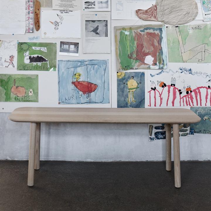 The Skagerak - Hven Bench in the Children's Bedroom