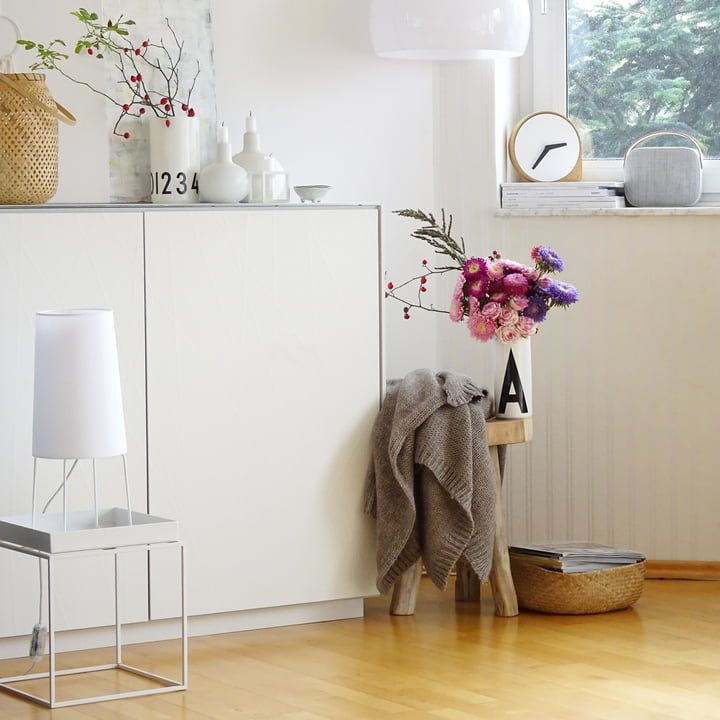 Minimalistic Side Table by Hay