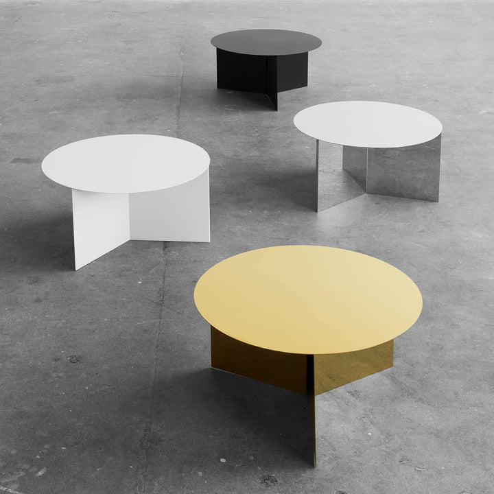 The Hay - Slit Table XL Arranged in a Group