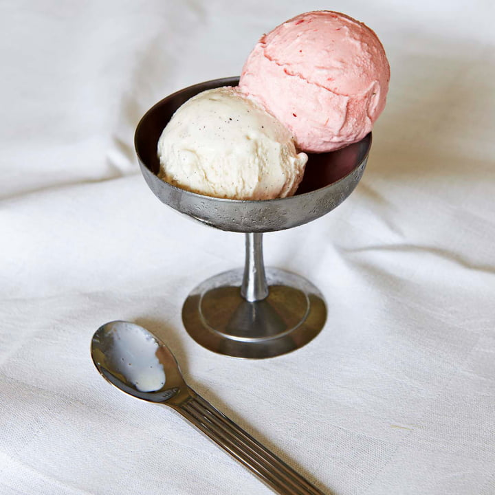 Italian Ice Cream Bowl and Sunday Teaspoon by Hay