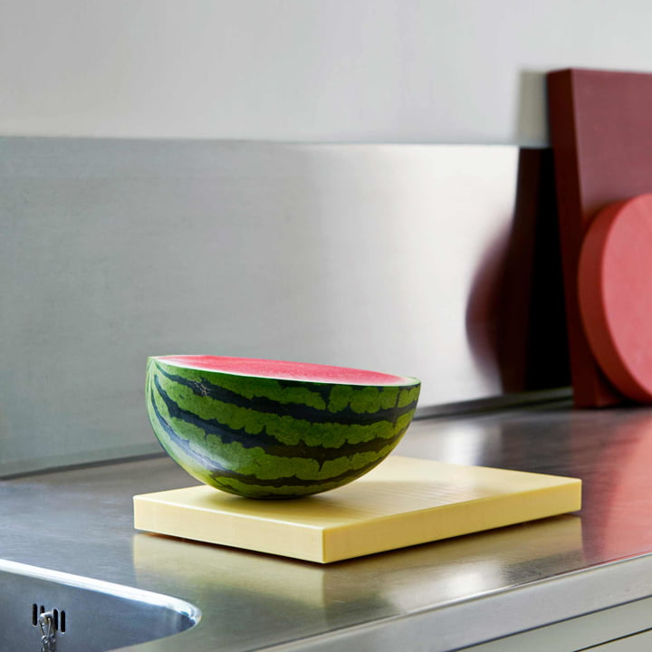 Rectangular Chopping Board by Hay