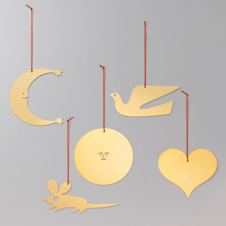 Girard Ornaments by Vitra