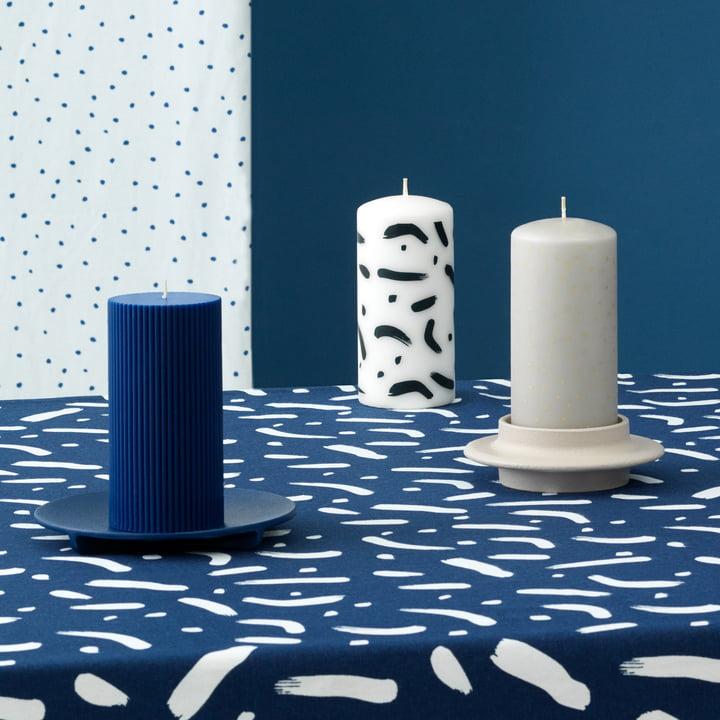 The Normann Copenhagen - Pillar Candles Combined