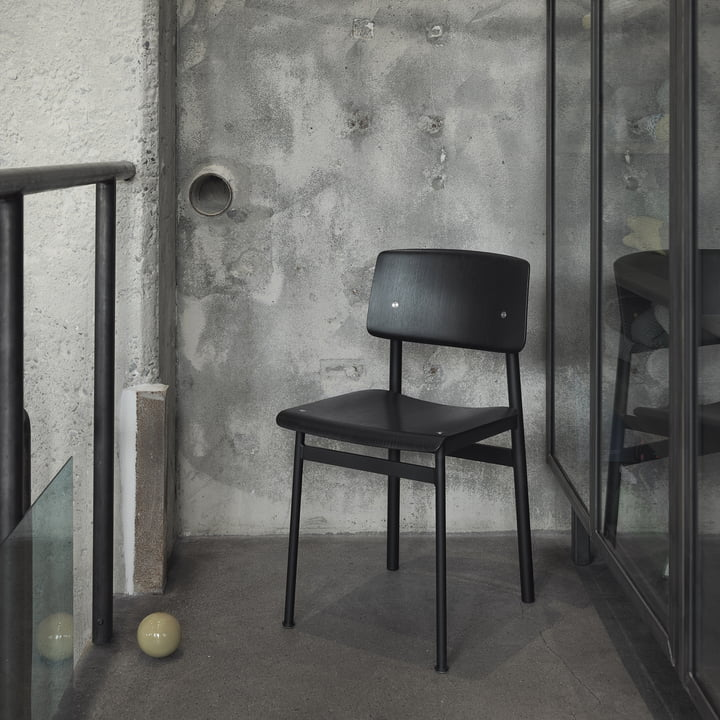 Loft Chair by Muuto in Black