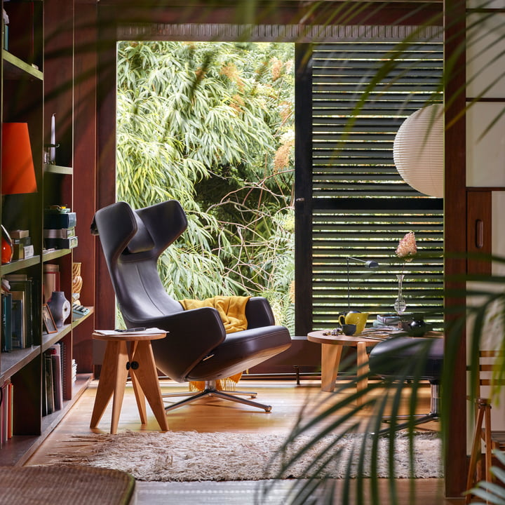 Cosy Reading Corner with a View