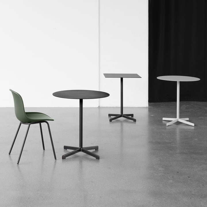 Neu Table by Hay in Round and Square