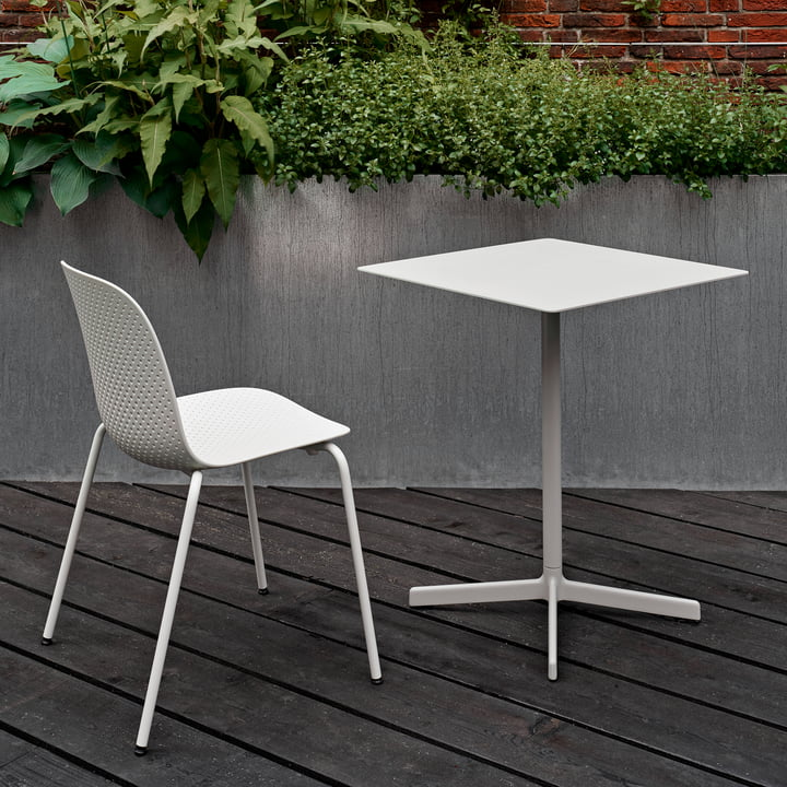 13Eighty Chair and Neu Table by Hay