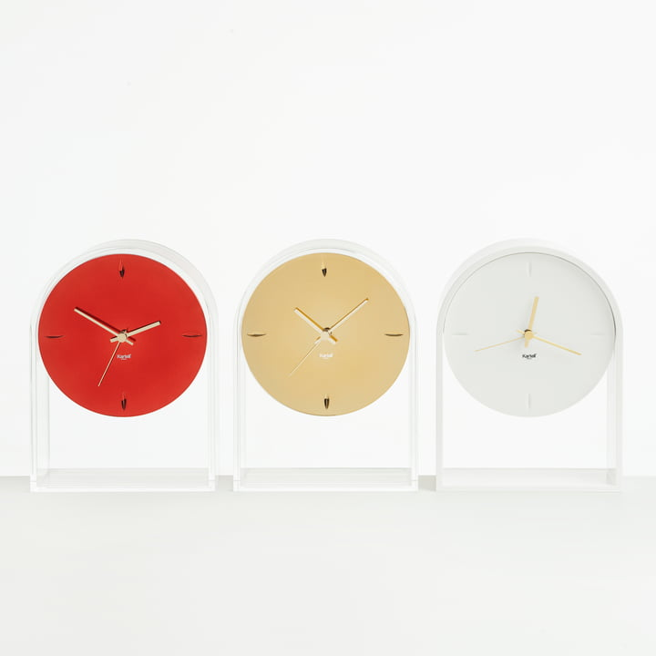 Kartell - Air du Temps Table Clock
