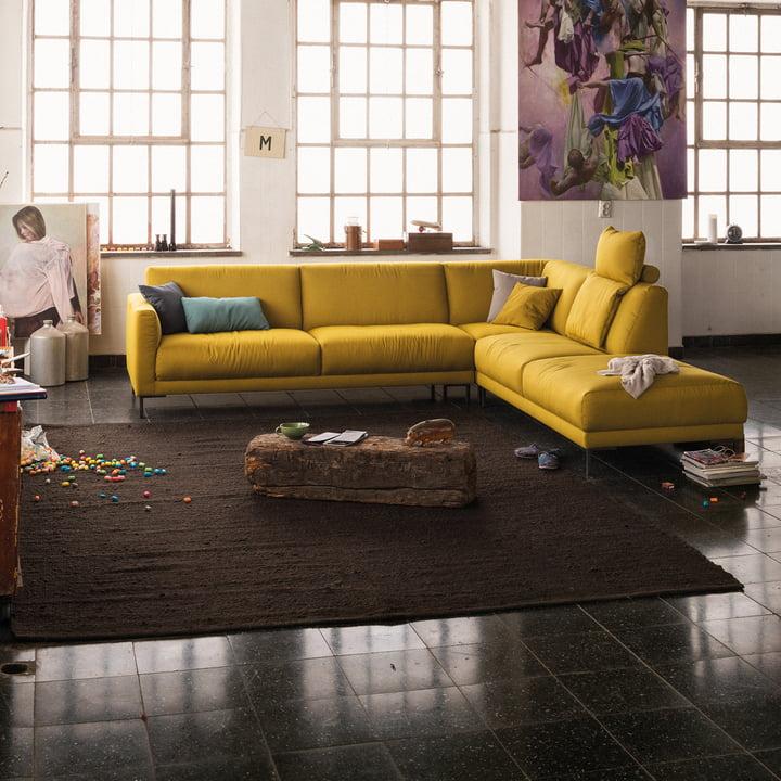 Corner Sofa 141 by Freistil Rolf Benz