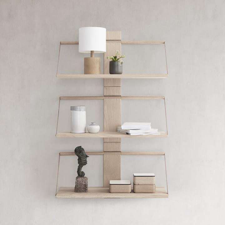 The Andersen Furniture - Wood Wall Shelf, Oak