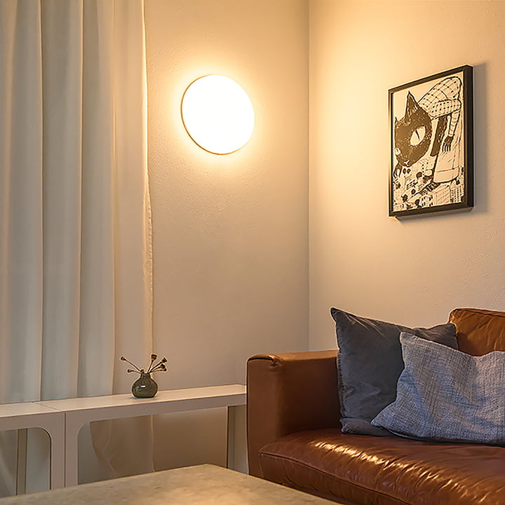 Osram - SMART+ Wall and Ceiling Lamp on the Wall