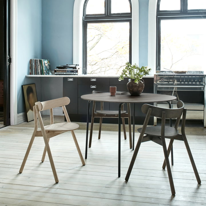 Oaki Chair By Northern Connox