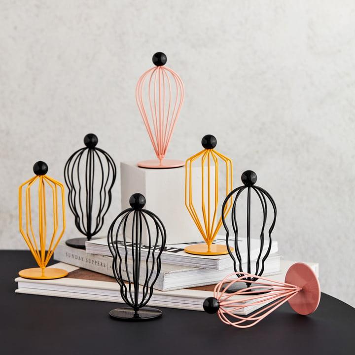 Northern - Ballet Decorative Object, black