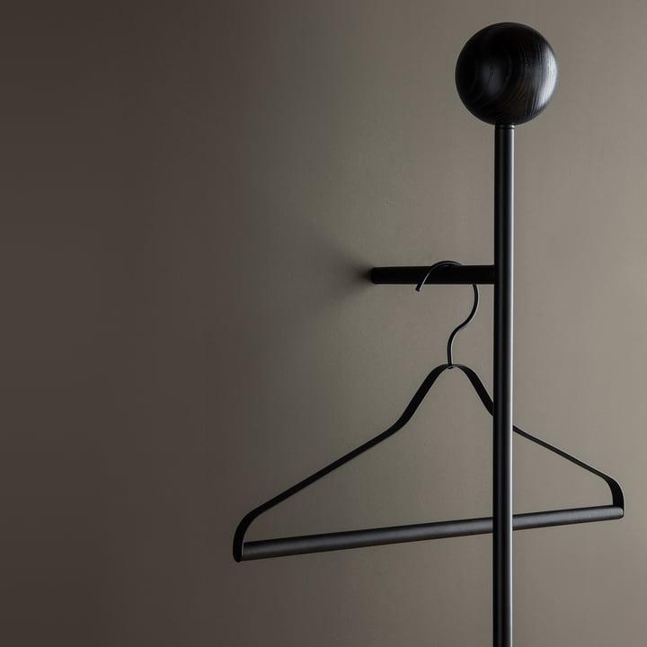Pujo Coat Rack and Coat Hanger by ferm Living