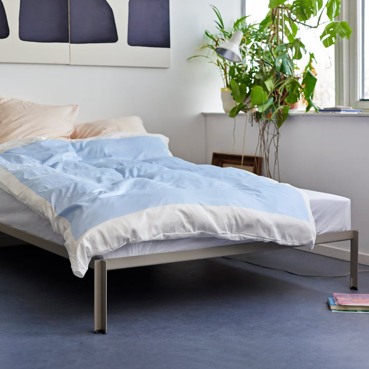 connect bed by hay connox. Black Bedroom Furniture Sets. Home Design Ideas
