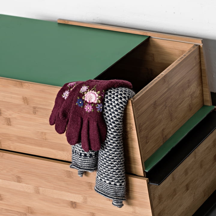 We Do Wood - Chest 1-2 Storage Boxes