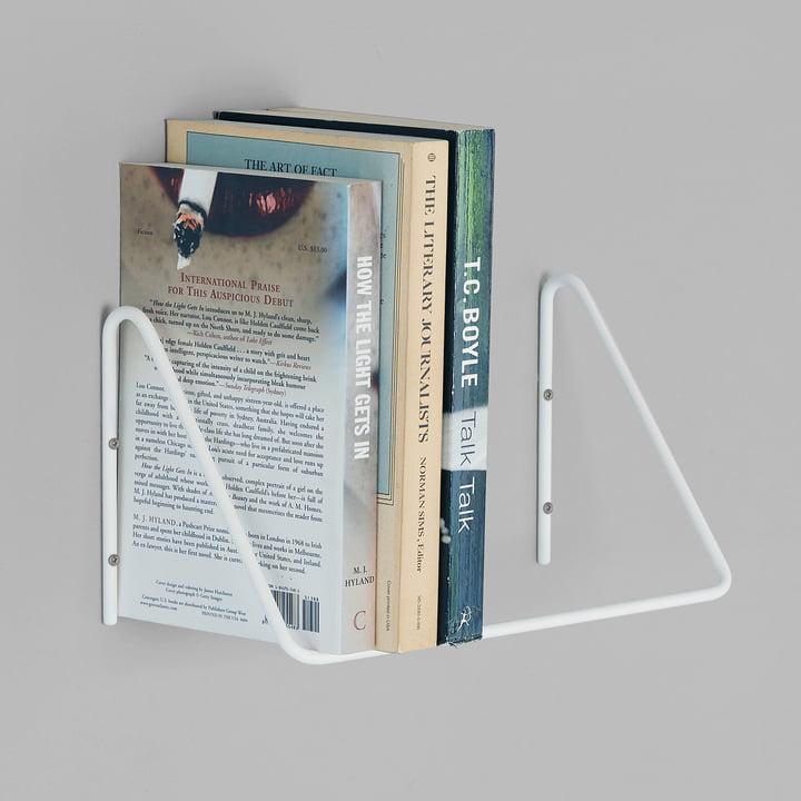 Konstantin Slawinski - S_R1 Bookshelf, white