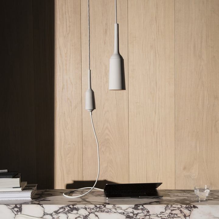 Douwes Socket and Pendant Lamp by Menu