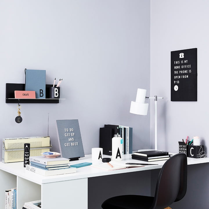Design Letters - Message Board - Icons in the Workplace