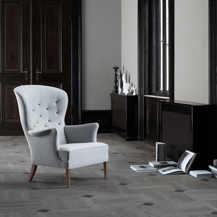 The Carl Hansen - FH419 Heritage Chair