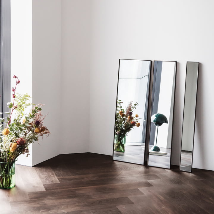 Amore Wall Mirror by &Tradition