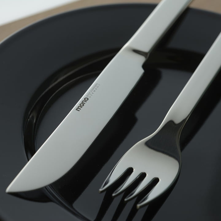 mono - mono-a 4 pcs made of stainless steel