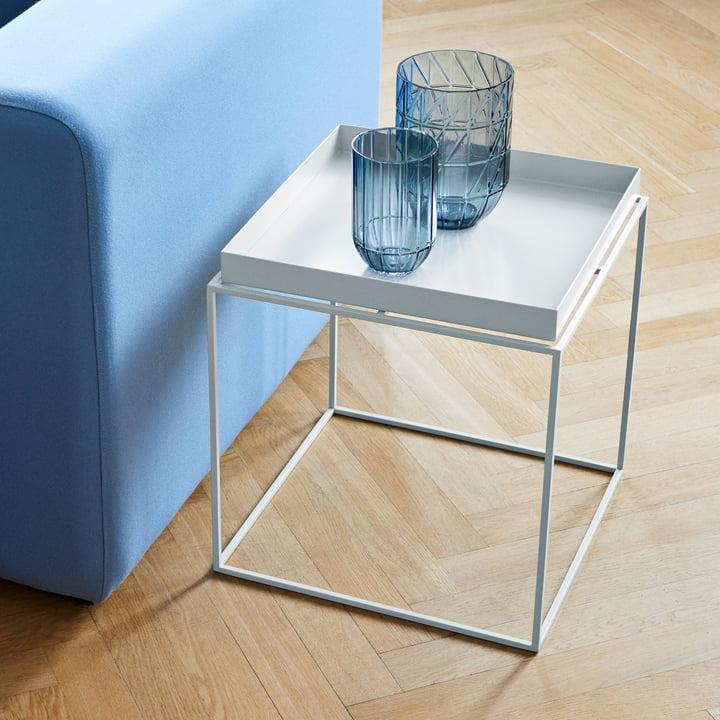 Hay - Tray Table 40 x 40 cm, white
