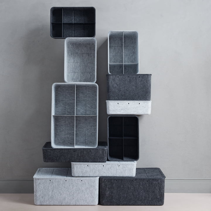 Inos Boxes by USM Haller